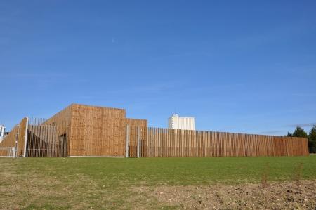Le Centre de Conservation et d'Etudes Archéologiques à Dainville (62)