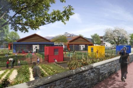 La Maison de la Petite Enfance à Marnaz (74)