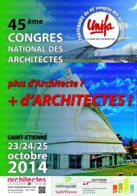45ème Congrès de l'Unsfa à Saint-Etienne