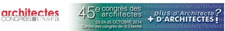 Le Club Prescrire et ses membres vous invitent à participer au 45ème Congrès des Architectes à Saint-Etienne