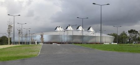 Brest Arena - Grande salle de spectacles sportifs à Brest (29)