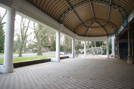 La Rénovation de la Grande Galerie des Thermes de Vittel (88)