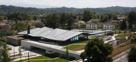 Le Complexe Aquatique de Pau (64)