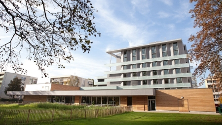 Centre d'Affaires et d'Innovation Sociale du SARCUS à Nogent sur Oise (60)