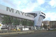 Prochaines rencontres - AGRANDISSEMENT DU STADE MAYOL à Toulon (83) - Mardi 14 septembre 2017 à 18h00