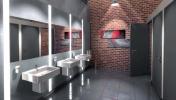 [FRANCE EQUIPEMENT - Des espaces sanitaires élégants et raffinés avec Sani Module System]