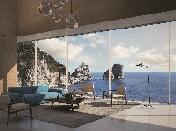 [SCHÜCO - Schüco Façade FWS 35 Panoramique Design : la façade la plus fine du marché]