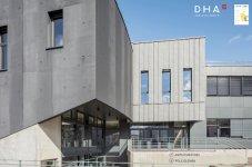 Prochaines rencontres - Travaux de la construction de l'École Supérieure d'ingénieurs de Caen (14) - Jeudi 15 novembre 2018 à partir de 18h00