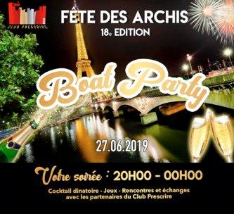 Fête des Archi's 2019