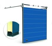 [ASSA ABLOY ENTRANCE SYSTEMS - Notre gamme de portes sectionnelles plus isolantes et esthétiques]