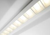 [SYLVANIA - OPTICLIP, luminaire éco-responsable à modules LED remplaçables]