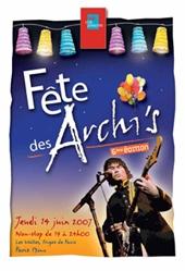 [ 6ème Fête des Archi's à Paris ]