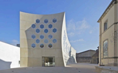 Centre culturel des Cordeliers à Lons-le-Saunier (39)