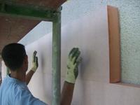 L isolation thermique par l ext rieur en faible paisseur for Epaisseur isolation exterieur