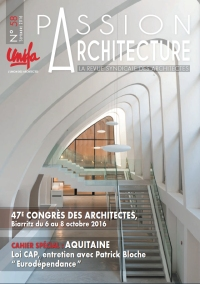 - PASSION ARCHITECTURE<br />Septembre 2016 - N°58